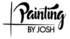 Painting by Josh Footer Logo