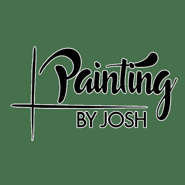 Painting by Josh Sticker in Black